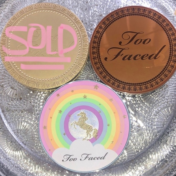 2 Too Faced Compacts